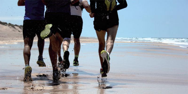 Beach Trail Sidi Rahal: Courir pour l'écologie et la solidarité