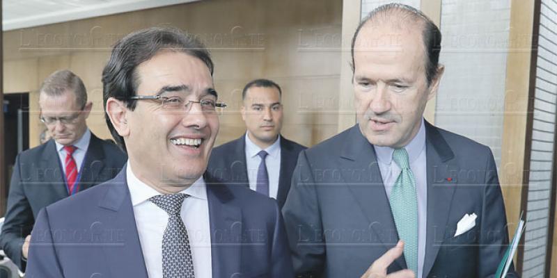 Benatiq courtise les compétences marocaines de France