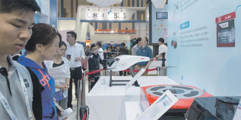Big data: 5e édition de l'Exposition internationale de Chine