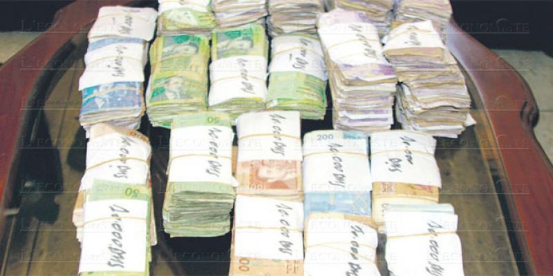 Anti-blanchiment d'argent: La réforme au Parlement aujourd'hui