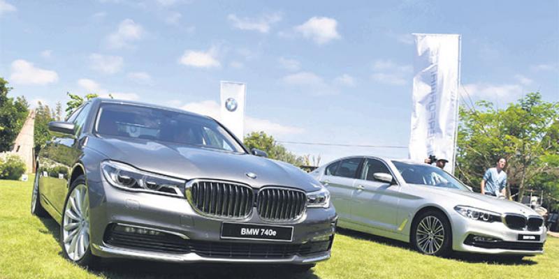 BMW Maroc lance la gamme hybride