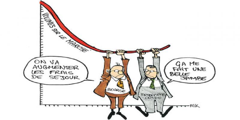 La Bourse révise ses tarifs de second rang