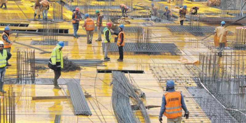 Bâtiment & construction: Malgré la morosité, les opérateurs y croient encore