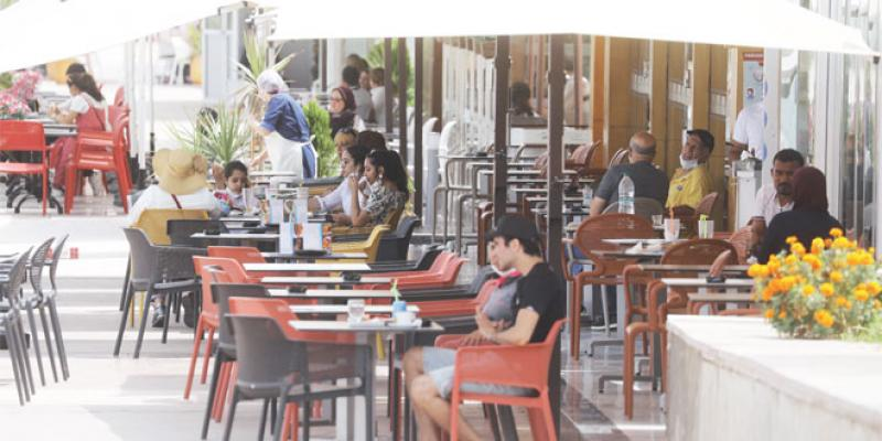 Casa-Settat: 1.300 cafés-restaurants n'ont pas survécu au confinement!