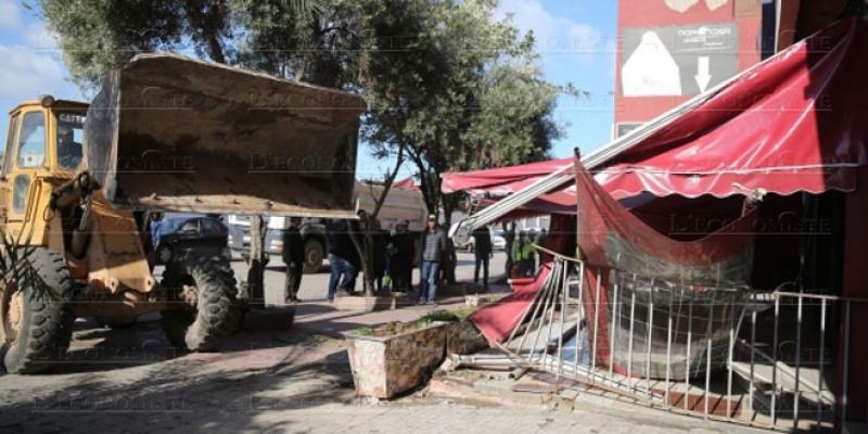 Casablanca: 20.000 cafés hors la loi