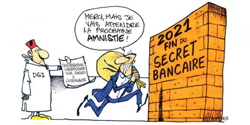 Une rafale de cinq amnisties: Le prix de la «confiance»