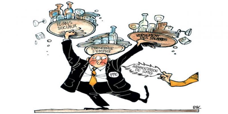 Hausse du Smig: Préservons plutôt les emplois!