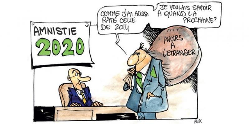 Amnistie de change: Mieux qu'en 2014?