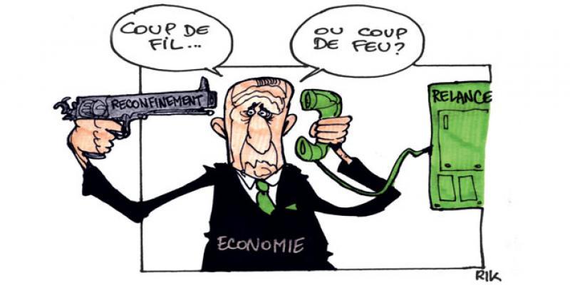 «Un reconfinement serait dramatique pour l'économie»