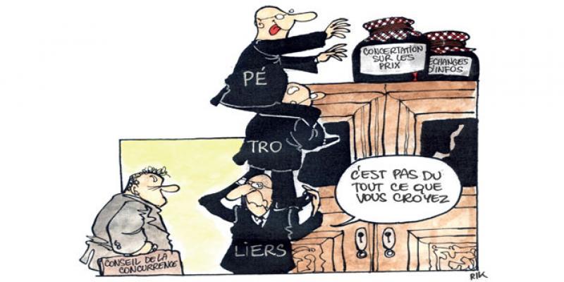 Carburant/concurrence: Officiel, les pétroliers définitivement accusés de pratiques hors la loi