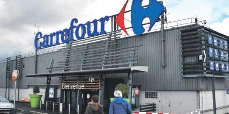 Carrefour se renforce aux quatre coins du monde