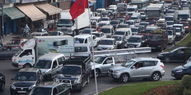 Les 3 ruptures de la mobilité à Casablanca