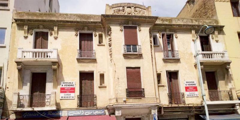 Casablanca: Menace sur le patrimoine