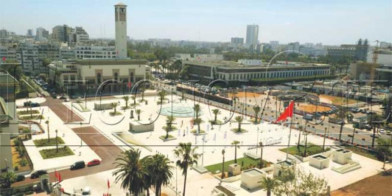 New look pour Place Mohammed V
