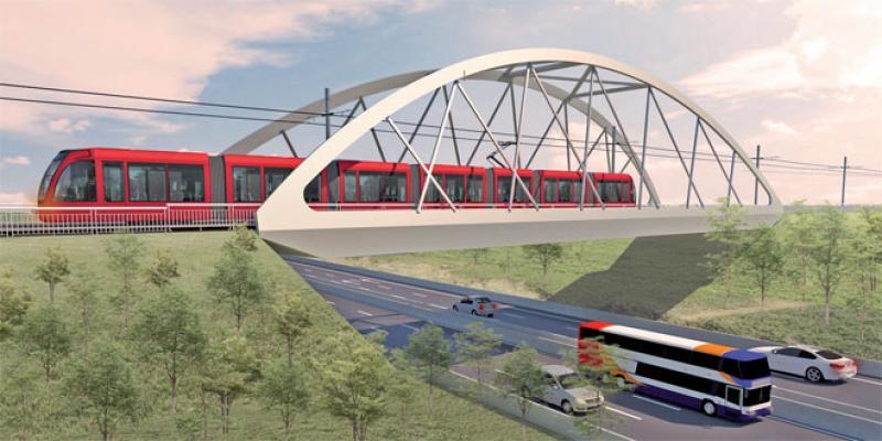 Casa-tram: 3 ponts sur la trajectoire des futures lignes 3 et 4