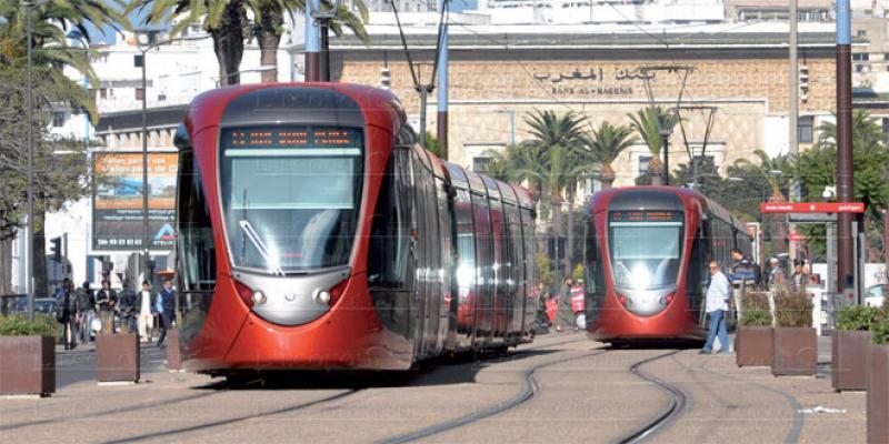 Casa-tramway: 4,3 milliards de DH et 28 mois de travaux pour la 2e ligne