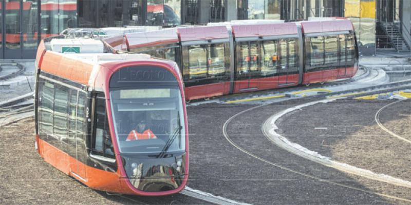 Casa-Tramway: La ligne 2 en mode rodage