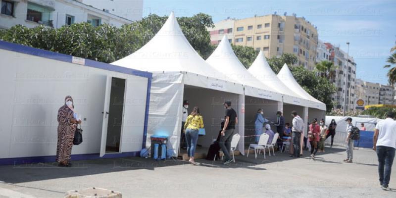 A Casablanca, du renfort médical pour faire face à l'épidémie