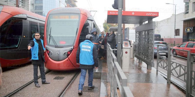 Casablanca: Le tramway a le vent en poupe