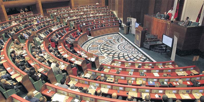 Le budget transféré à la Chambre des conseillers