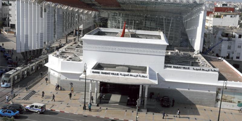 Les grands chantiers de Rabat commencent à prendre forme