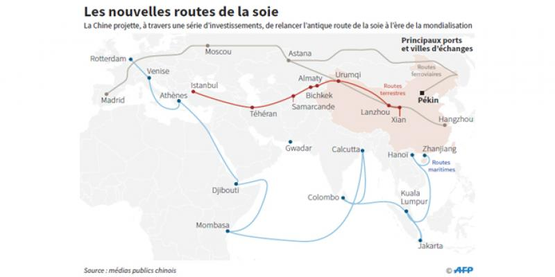 La Chine continue sa conquête de l'Afrique
