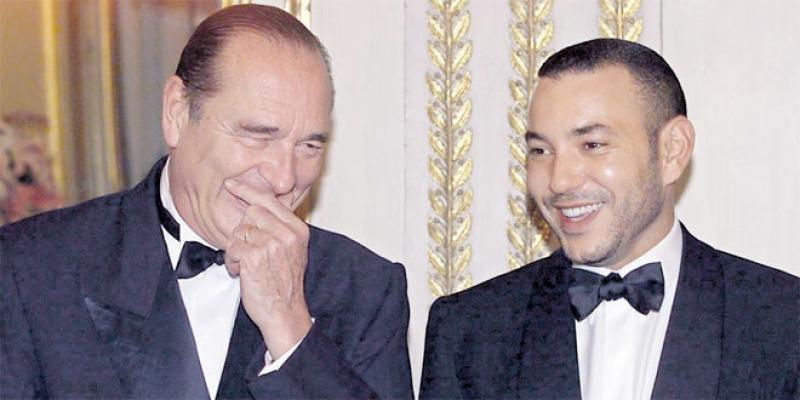 Jacques Chirac: Le Maroc perd un grand ami