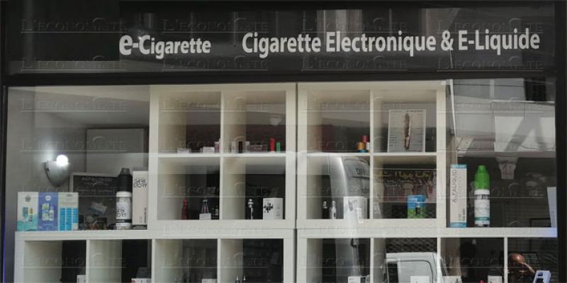 Cigarette électronique: Une fiscalité incomplète