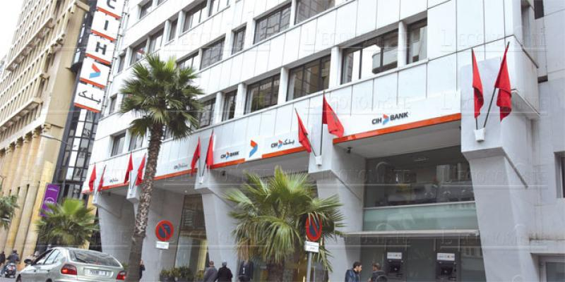 CIH Bank: RNPG de plus de 450 MDH en 2018