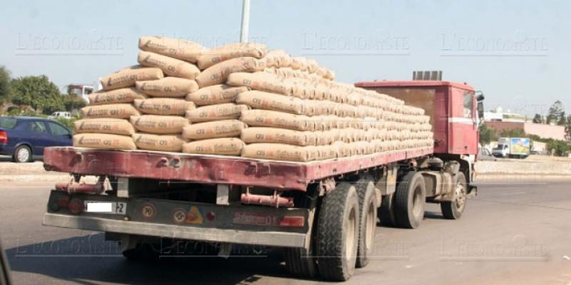 Ciment: Recul de 15% des ventes en mars