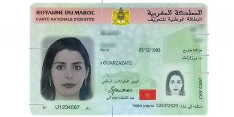 Une carte d'identité qui ne passe pas