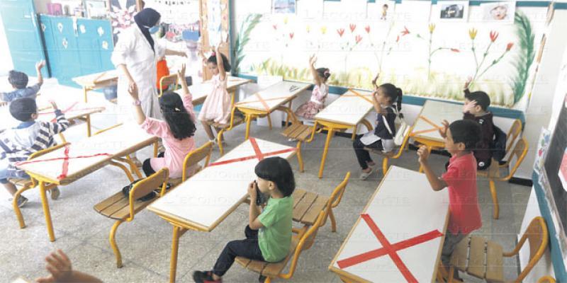 Former une nouvelle génération de profs du primaire