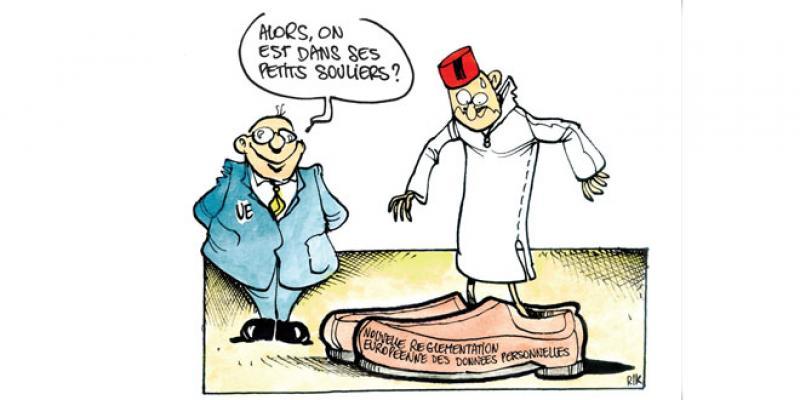 Vie privée: Le Maroc se prépare au grand saut européen