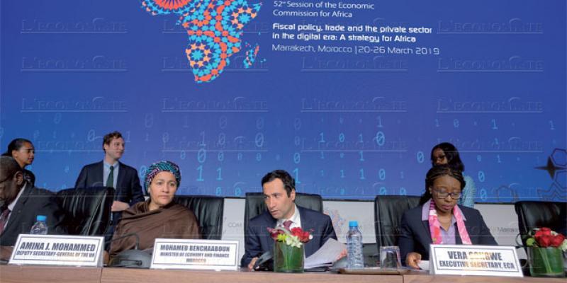 52e conférence des ministres des Finances africains: Le continent est très loin des ODD