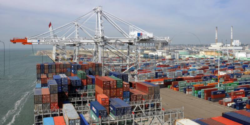 Ports: Regain d'activité en avril