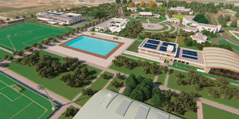 Complexe Mohammed VI de football: Un montage financier original
