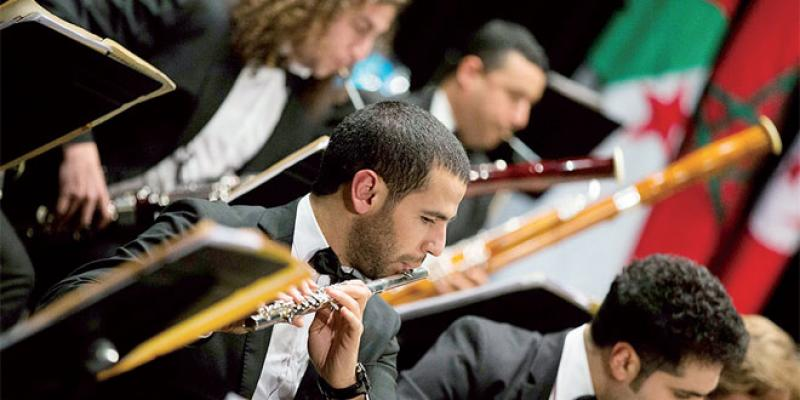 Concert classique Les musiciens du Maghreb à l'unisson