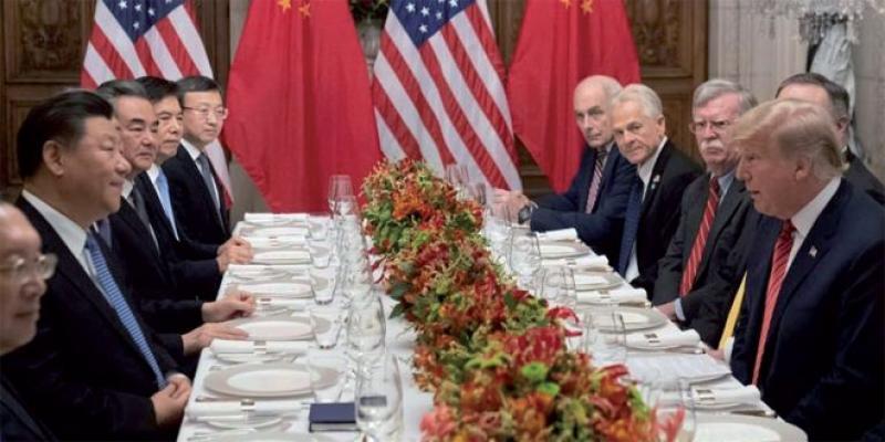 Conflit commercial: Une trêve de trois mois entre Washington et Pékin