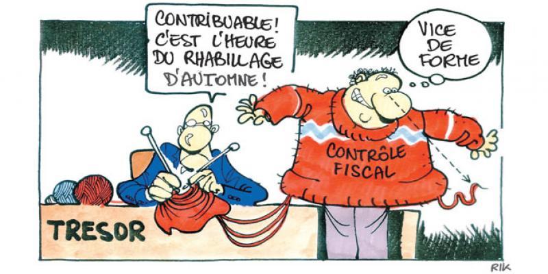 Contrôle fiscal: L'administration démine la procédure