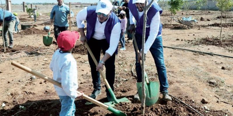 Copag tend la main aux enfants abandonnés