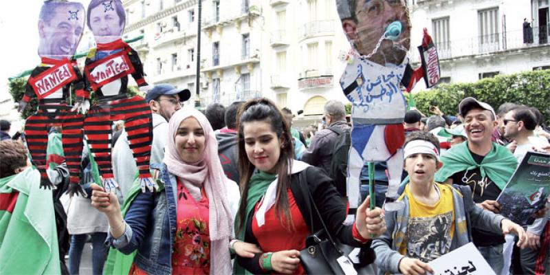 Algérie: La situation s'enlise