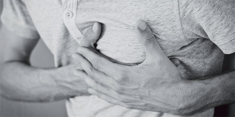 Crise cardiaque: Photographie marocaine de la pathologie
