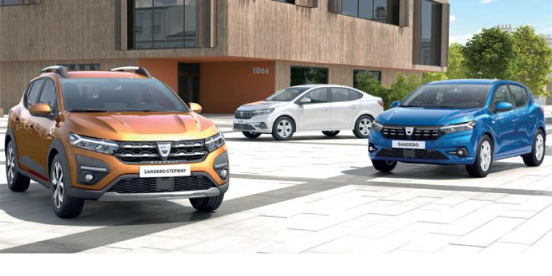 Gamme Dacia: La production au Maroc, pas avant 1 ou 2 ans
