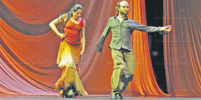 La danse contemporaine investit les places de Marrakech