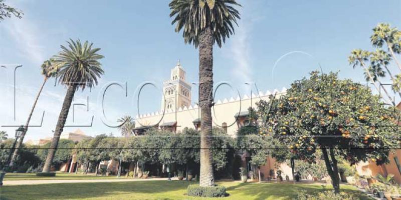 Le palais historique Dar Moulay Ali ouvre ses portes