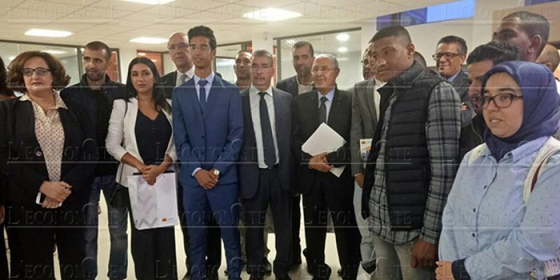 Attijariwafa bank lance le Hub de l'Entrepreneuriat