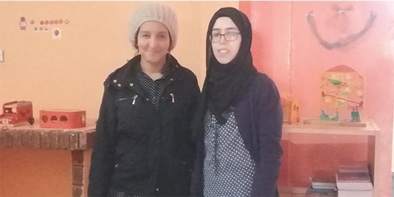Dar Insaf, dans le Haouz, 16 filles reprennent goût à la scolarité