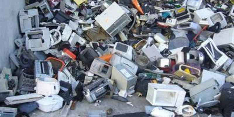 Déchets électriques et électroniques: Une plateforme pour associer les ménages