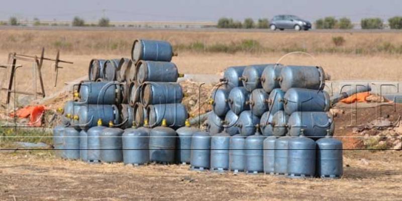 Hausse importante de la subvention du gaz butane
