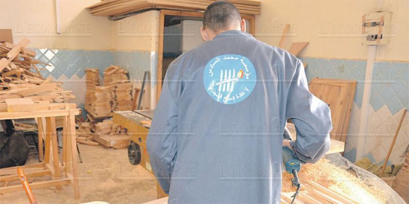 Oujda: Programme de réinsertion musclé pour les détenus